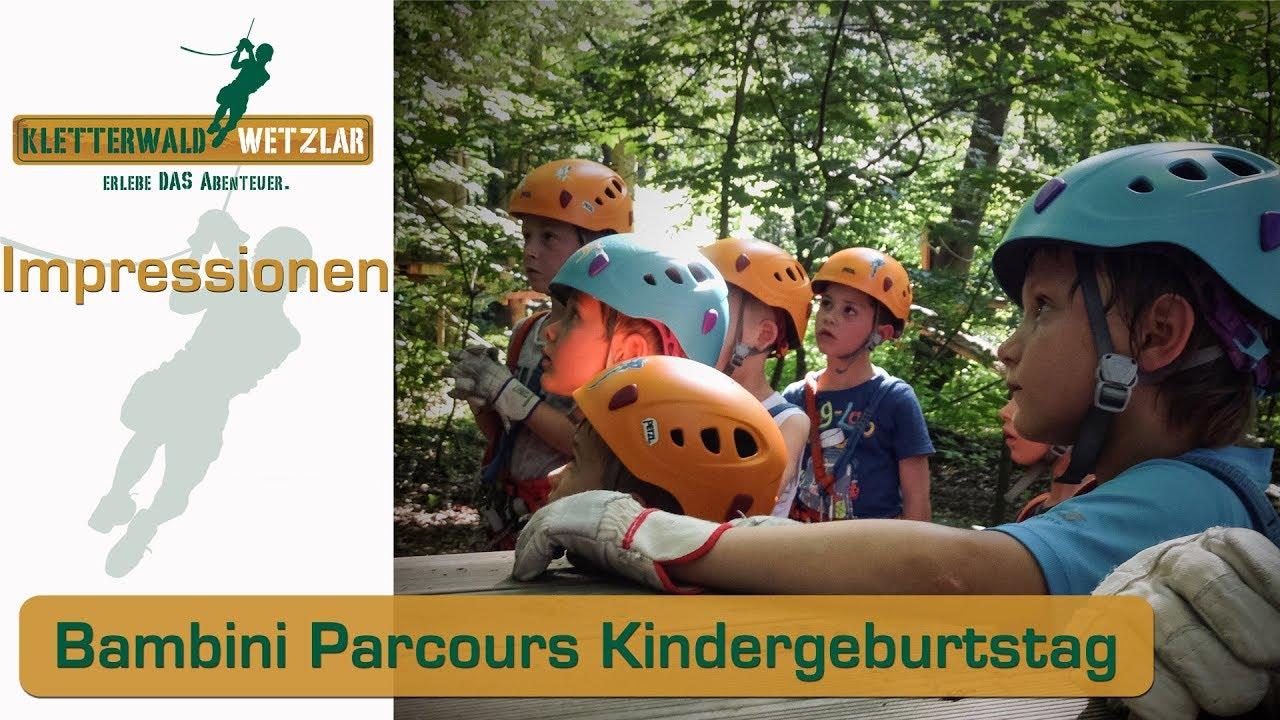 Klettergurt Für 2 Jährige : Bambini parcours kletterwald wetzlar kindergeburtstag feiern für