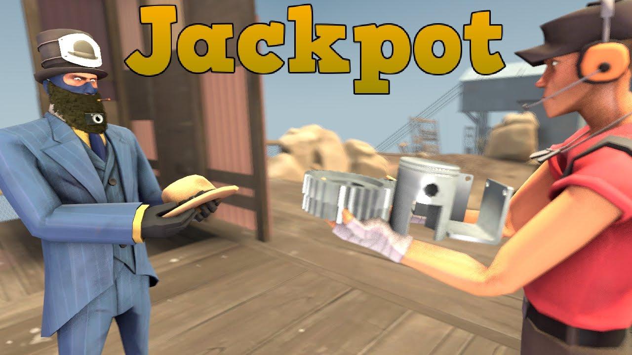 Tf2 Jackpot