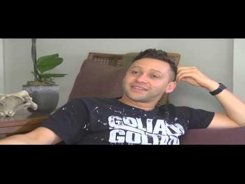 Meet the 'Goliath' of stand-up comedy, Donavan David Goliath