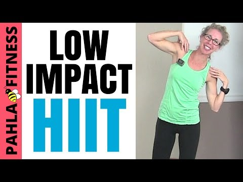 15 Minute LOW IMPACT Cardio + Standing ABS HIIT Workout | Weight Loss Exercise without Jumping