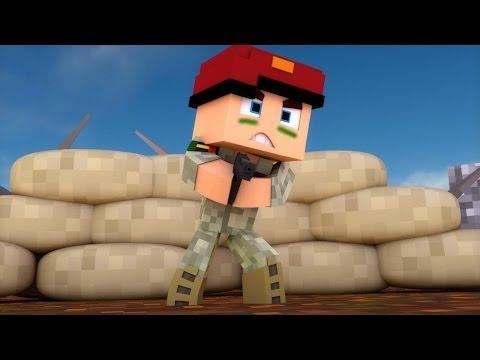 видео: РЕБЕНОК И БАНДА ПОПАЛИ В АРМИЮ В МАЙНКРАФТЕ! КТО ТВОЙ ПАПОЧКА В minecraft?! who's your daddy?!