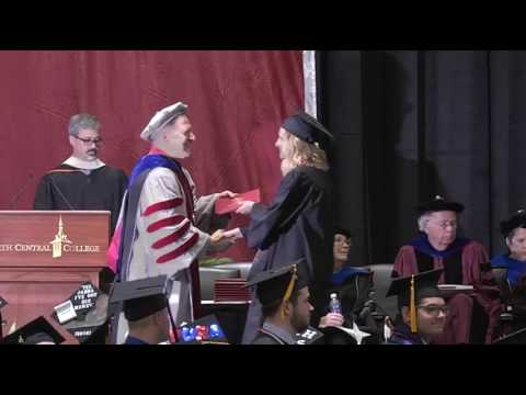 North Central College 2016 Commencement - Diplomas