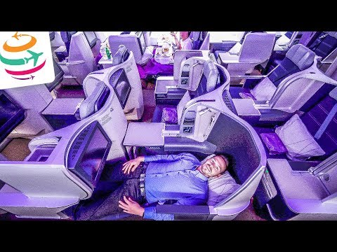 Malaysia Airlines Business Class A330-300 (ENG) | GlobalTraveler.TV