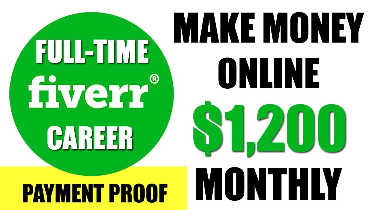 Fiverr Earn Money