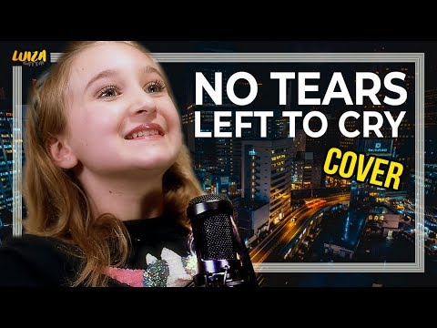 ARIANA GRANDE - NO TEARS LEFT TO CRY - Cover Luiza Gattai