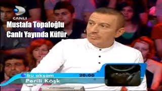 Mustafa Topaloğlu Küfürü 2017 Video