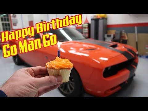 Go Man Go 1st Birthday