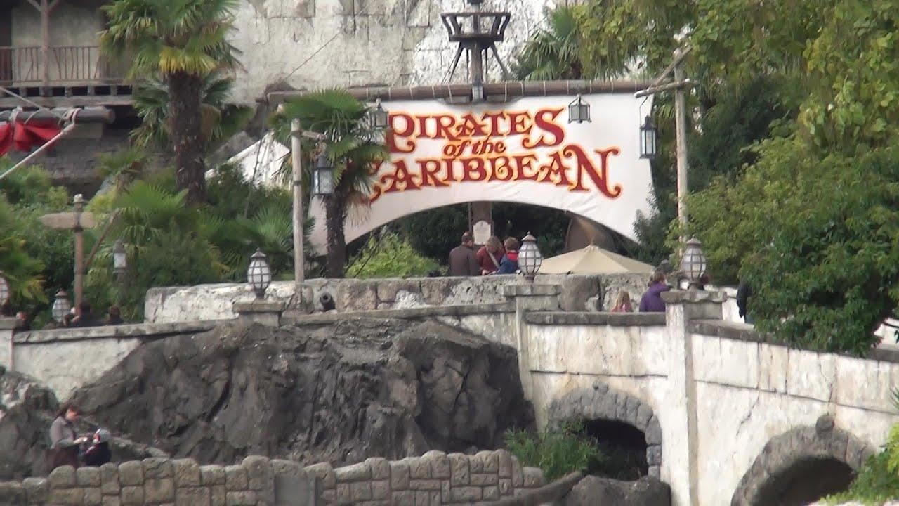Pirates Des Caraibes Disneyland Paris Of