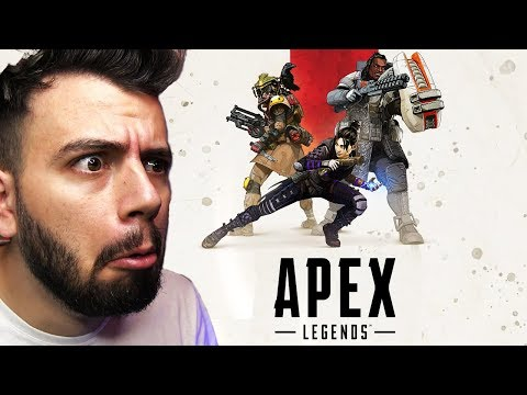 Apex Legends - IL NUOVO BATTLE ROYALE FIGHISSIMO!