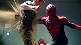 Человек Паук против Песочного Человека. Человек Паук 3 (2007)