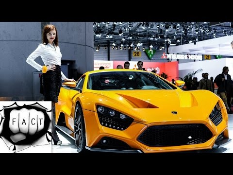 10 Most Dangerous Cars in the World