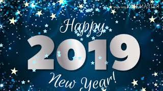 Happy new year in advance 2019