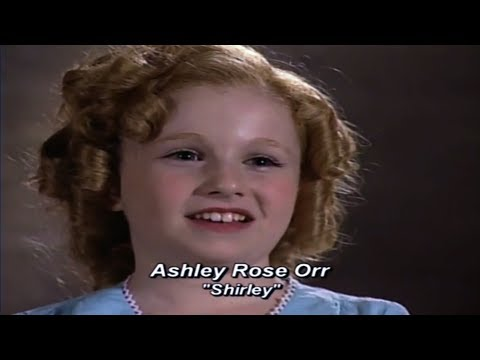 Child Star: The Shirley Temple Story- Behind The Scenes