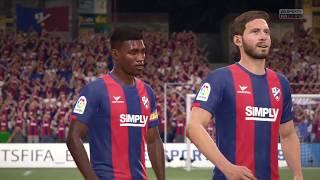 SD Huesca Vs Rayo Vallecano final de ascenso (vuelta) | Fifa 17