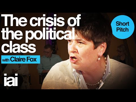 The Crisis Of The Political Class | Claire Fox