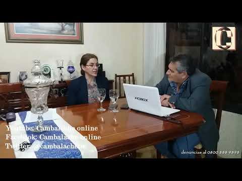 "Cambalache - cap 7 - invitada: Rosario rivera - ""café entre amigos"""