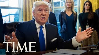 Download Coronavirus: President Trump Addresses The Nation From The White House   TIME