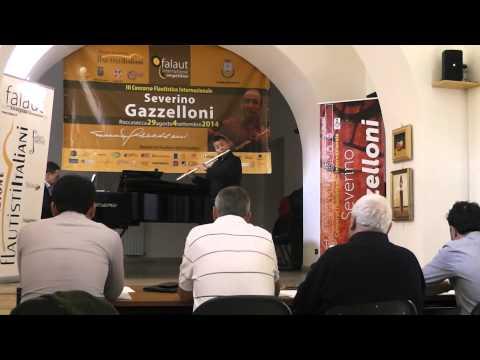 Riccardo Cellacchi - Philippe Gaubert, Nocturne et Allegro Scherzando
