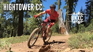 2016 Santa Cruz Hightower CC 27.5+ MTB Test Ride