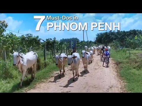 7 Must-Dos in PHNOM PENH, Cambodia