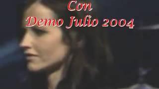Dolores O'Riordan Apple Of My Eye Ensamble Demo Julio 2004 Con Video Londres 22 De Marzo 2007