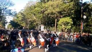 Ejercito Paraguayo - Desfile Militar 15/08/2013