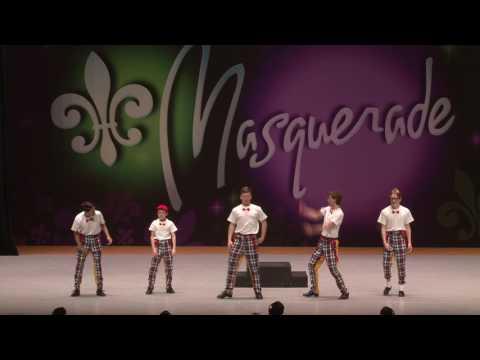 Best Musical Theater  5 GUYS NAMED MOE  Madill Dance Center Duluth, MN