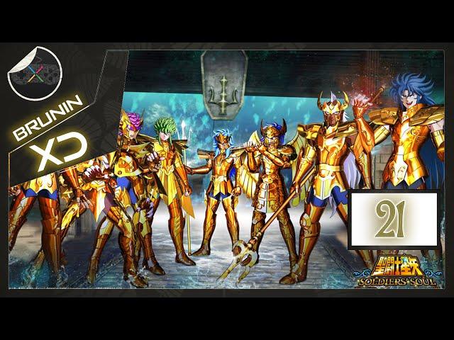 Cavaleiros do Zodiaco: Alma dos Soldados - Ep. 21