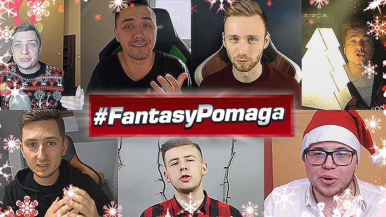 ZAPOWIEDŹ – 72H LIVE STREAM CHARYTATYWNY – 4-TA EDYCJA!!! #FantastyPomaga