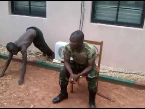 Nigeria army training(9)