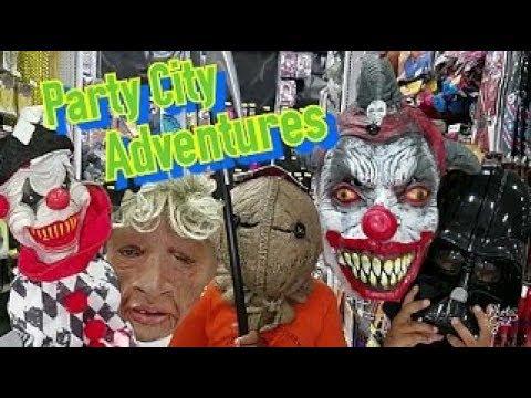 Party City Adventure