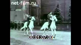 видео Как проходили парады Победы в 1945–2016 годах