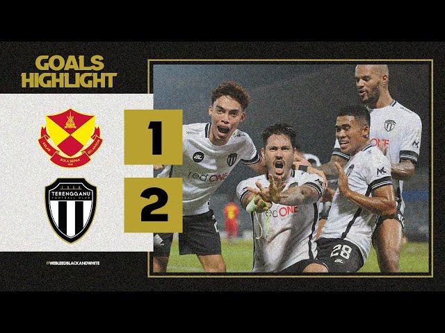 GOALS HIGHLIGHT | SELANGOR FC vs TERENGGANU FC