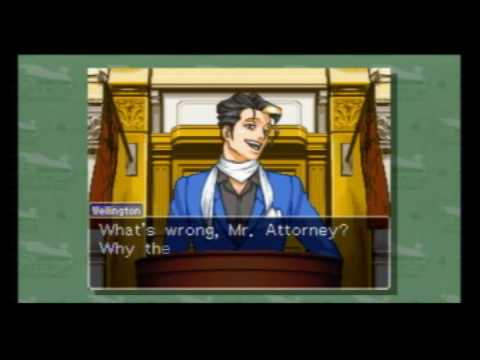 Let's Play Phoenix Wright, Justice for All Pt. 7, Nice Ringtone!