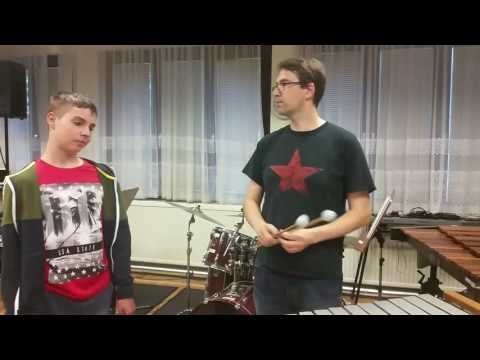 First Lesson at Vienna Music School(1)