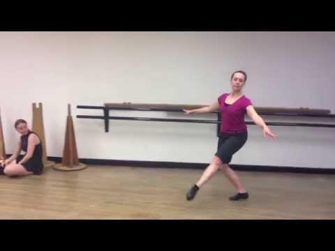 Ballet Class Tutorial: Balancé or Waltz (beginner)