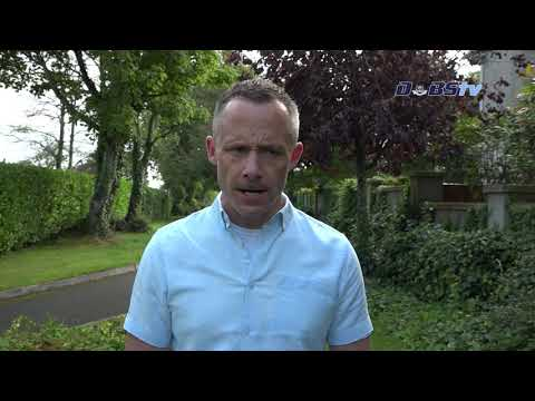 Ballyboden St Endas manager Joe Fortune speaks to DubsTV