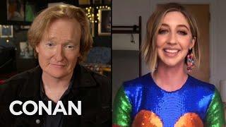 Heidi Gardner's Parents Love To Brag About Her - CONAN on TBS