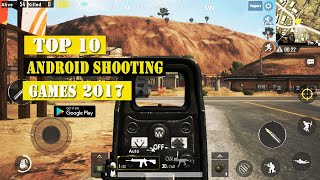 Top 10 Best Android FPS Games Free 2016-17 | MUST DOWNLOADS