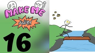 Make Me Angry: Can You? || Gameplay Walkthrough || Level 151-160 || #16