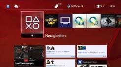 PS4 Firmware 2.0 - Den Home-Bildschirm aufräumen