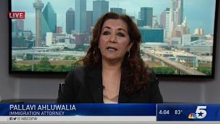 Immigration Policy Changes in the United States || Pallavi Ahluwalia Discusses LIVE