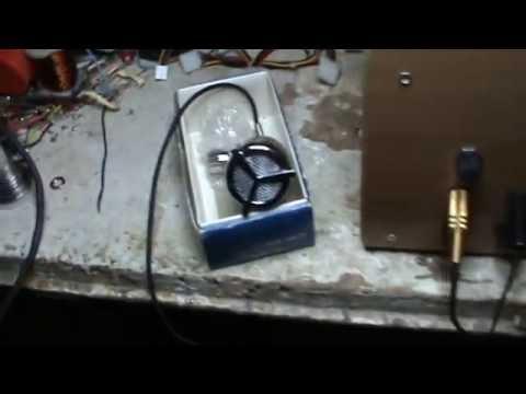 EL84 push pull audio ΑΒ