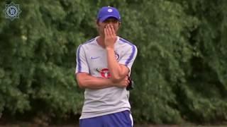 Chelsea FC Players Train Ahead Of Pre-Season Tour Feat Antonio Conte  MUST WATCH