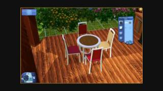 The Sims 3 - Building A House 19 - Living³ - Part 3 -