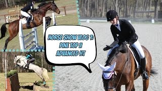 Horse Show Vlog 1: The Time With the Cones