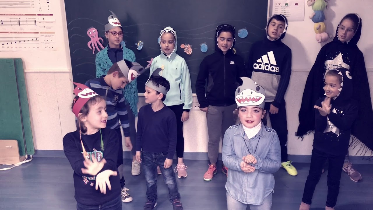 Child Chorus - Baby Shark - CLI Nogales - Infantil C, Primaria 4 y 5