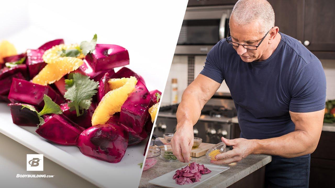 Chef Robert Irvine's Healthy Veggies Recipes 3 Ways - YouTube