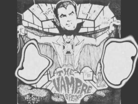 Al Zanino - The Vampire Speaks