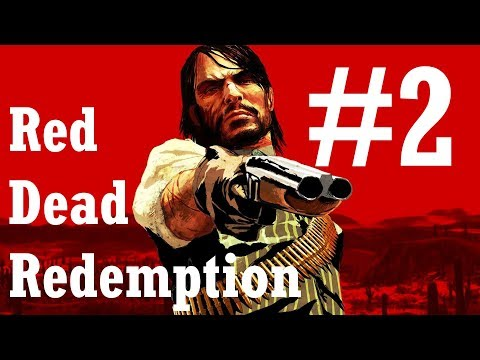STOP BEING AWFUL! | Red Dead Redemption Funny Moments #2